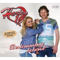 Harten 10 - Bestemming Bekend - 2CD+DVD