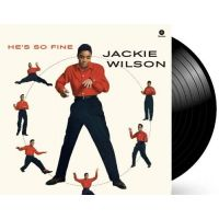 Jackie Wilson - He's So Fine - LP