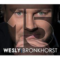 Wesly Bronkhorst - 15 Jaar - 2CD