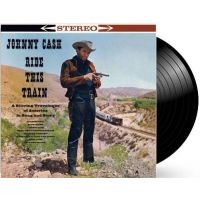 Johnny Cash - Ride This Train - LP