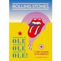 Rolling Stones - Ole Ole Ole! - A Trip Across Latin America - DVD