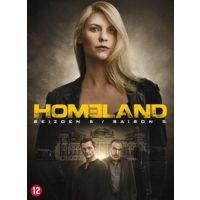 Homeland - Seizoen 5 - 4DVD