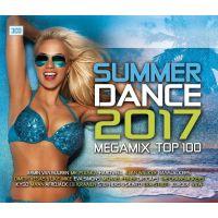 Summerdance Megamix Top 100 2017 - 3CD