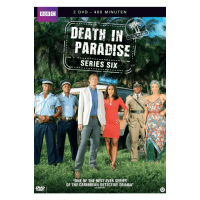 Death In Paradise - Serie 6 - 2DVD