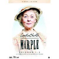 Agatha Christie - Marple - Seizoen 1-3 - 6DVD