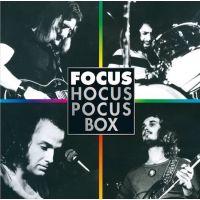 Focus - Hocus Pocus Box - 13CD