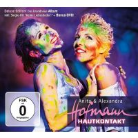 Anita und Alexandra Hofmann - Hautkontakt - Deluxe Edition - CD+DVD
