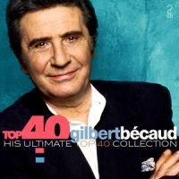 Gilbert Becaud - Top 40 - 2CD