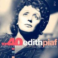 Edith Piaf - Top 40 - 2CD