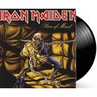 Iron Maiden - Piece Of Mind - LP
