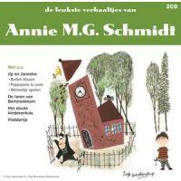 Annie M.G. Schmidt - De Leukste Verhaaltjes - 2CD
