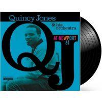 Quincy Jones & His Orchestra - At Newport '61 - LP