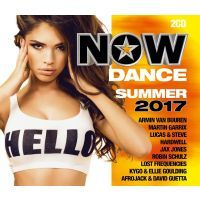 Now Dance - Summer 2017 - 2CD