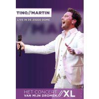 Tino Martin - Het Concert Van Mijn Dromen XL - Live in Ziggo Dome - 2DVD