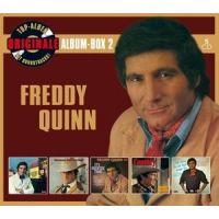 Freddy Quinn - Originale Album Box 2 - 5CD