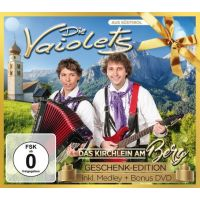 Die Vaiolets - Das Kirchlein Am Berg - Geschenk Edition - CD+DVD