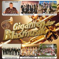 Giganten Der Blasmusik - CD