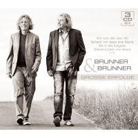 Brunner und Brunner - Grosse Erfolge - 3CD