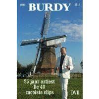 Burdy - 25 Jaar Artiest - DVD