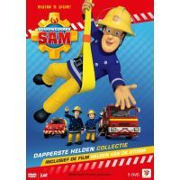 Brandweerman Sam - Dapperste Helden Collectie - 5DVD