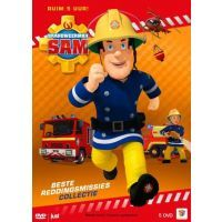 Brandweerman Sam - Beste Reddingsmissies - 5DVD