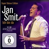 Jan Smit - Ich Bin Da - Live - Super Deluxe Edition - CD+DVD