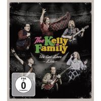 The Kelly Family - We Got Love - Live - Blu-Ray