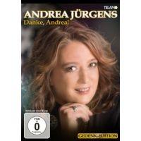 Andrea Jurgens - Danke, Andrea! - DVD