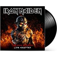 Iron Maiden - The Book Of Souls - Live Chapter - 3LP