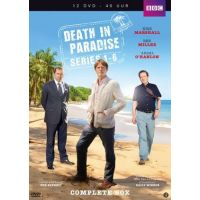 Death In Paradise - Series 1-6 - 12DVD