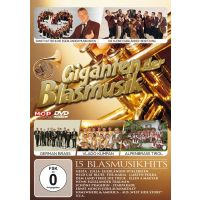 Giganten Der Blasmusik - DVD