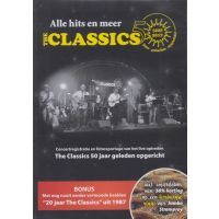 The Classics - Alle Hits En Meer - DVD