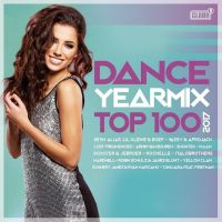 Dance Yearmix Top 100 - 2017 - 3CD