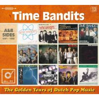 Time Bandits - The Golden Years Of The Dutch Pop Music - 2CD