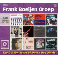 Frank Boeijen Groep - The Golden Years Of The Dutch Pop Music - 2CD