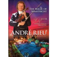 Andre Rieu - The Magic Of Maastricht - 30 Years Of Rieu - DVD