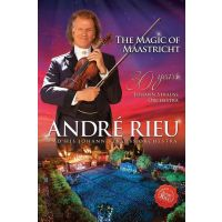Andre Rieu - The Magic Of Maastricht - 30 Years Of Rieu - Bluray