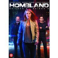 Homeland - Seizoen 6 - 4DVD
