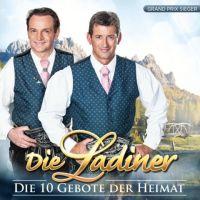 Die Ladiner - Die 10 Gebote Der Heimat - CD