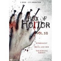 Box Of Horror - Vol. 10 - 3DVD