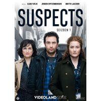 Suspects - Seizoen 1 - 2DVD