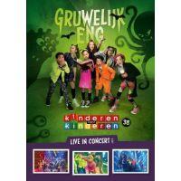 Kinderen voor Kinderen 38 - Gruwelijk Eng - Live in Concert - DVD