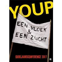 Youp van 't Hek - Oudejaarsconference 2017 - Een Vloek & Een Zucht - DVD