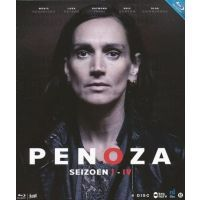 Penoza - Seizoen 1 t/m 4 - 4Blu-Ray
