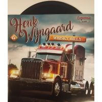 Henk Wijngaard - Whisky Billy + Kleinkinderen - (Zwart) Vinyl