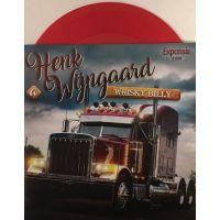 Henk Wijngaard - Whisky Billy + Kleinkinderen - (Rood) Vinyl