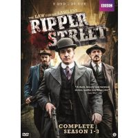 Ripper Street - Complete Season 1-3 - 9DVD