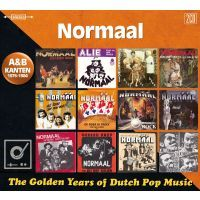 Normaal - The Golden Years Of The Dutch Pop Music - 2CD