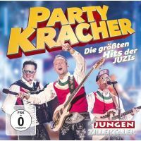 Die Jungen Zillertaler - Party Kracher - CD+DVD