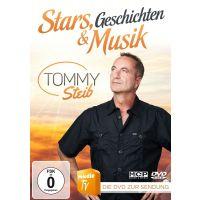 Tommy Steib - Stars, Geschichten & Musik - DVD